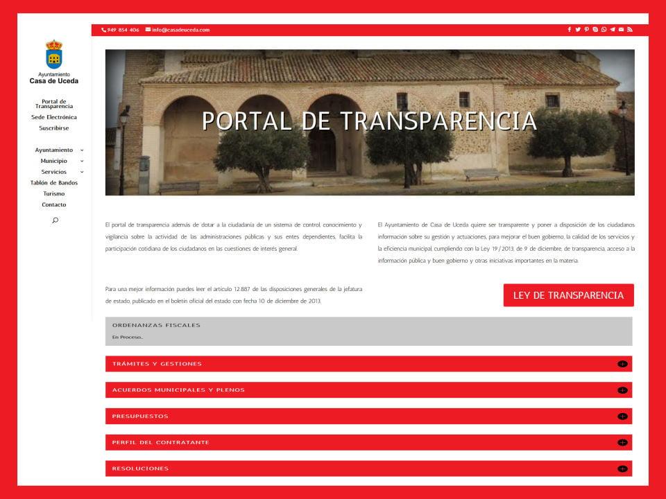Ayuntamiento Casa de Uceda