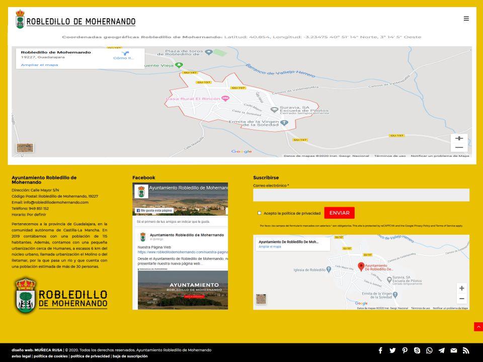 Ayuntamiento Robledillo de Mohernando