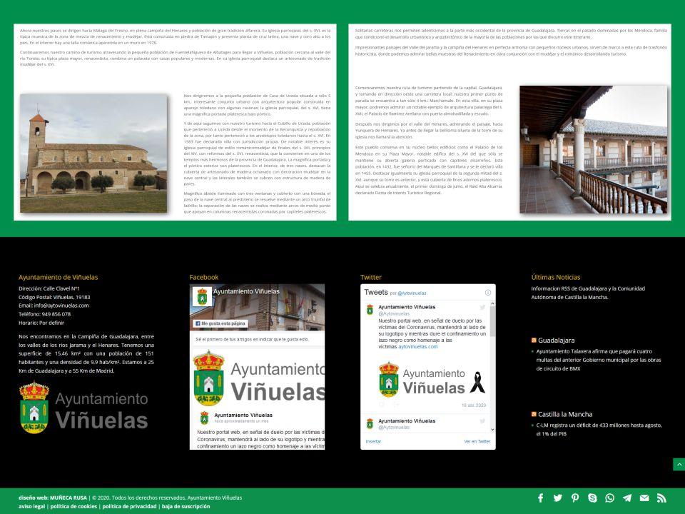 Ayuntamiento Viñuelas