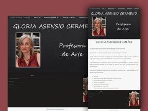 Gloria Asensio Cermeño 01