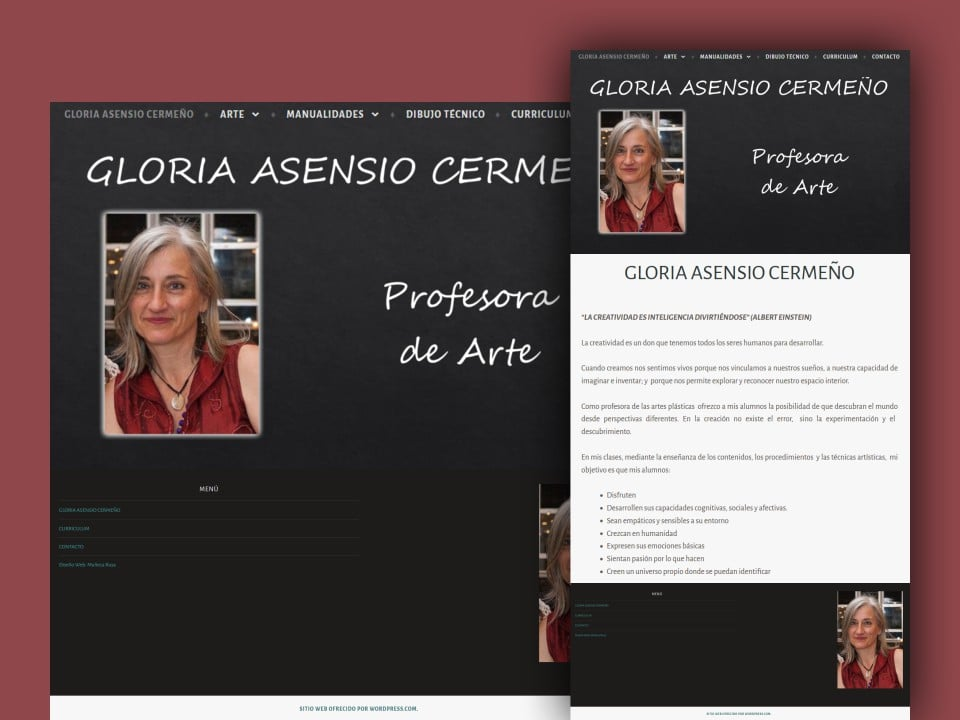 Gloria Asensio Cermeño