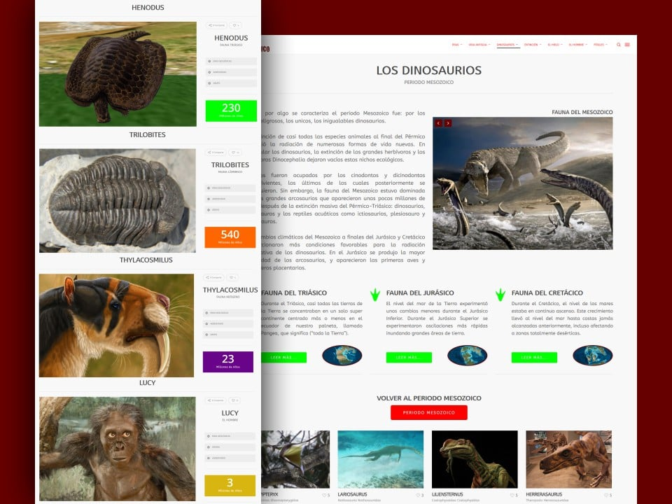 Mundo Prehistórico
